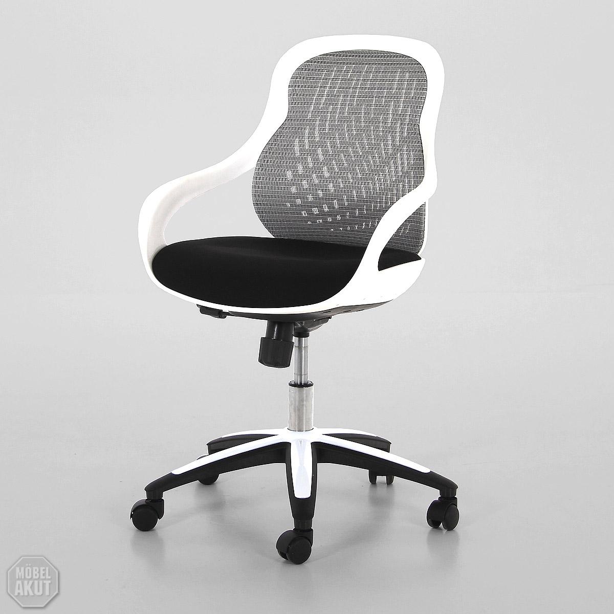 Burostuhl Need Stuhl In Schwarz Weiss Drehstuhl Neu Ebay