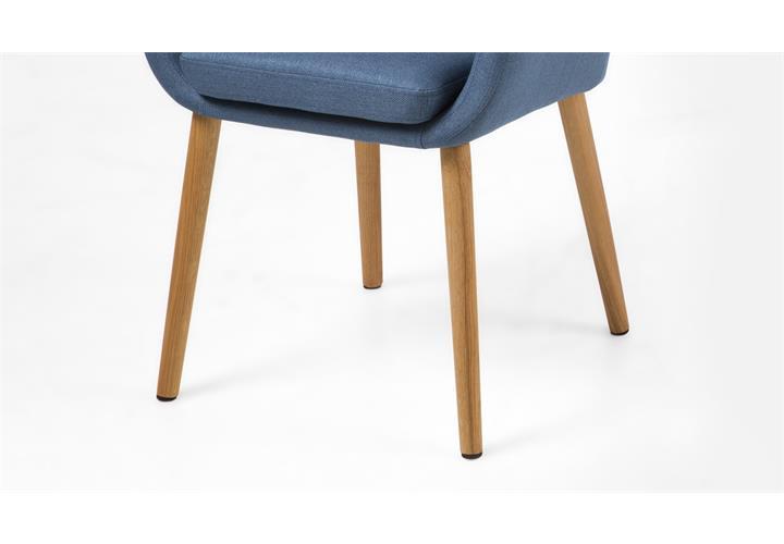 Stuhl nora esszimmer armlehnenstuhl sessel in vintage for Ac design stuhl nora