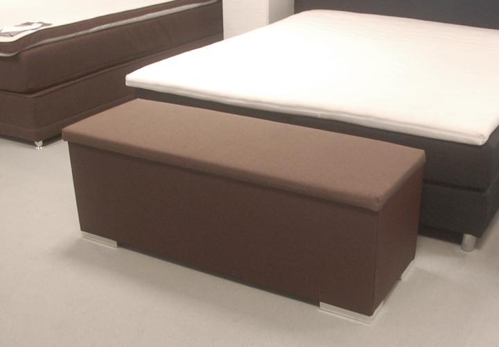sitzbank truhe chest schlafzimmer esszimmer k chenbank deckel gepolstert ebay. Black Bedroom Furniture Sets. Home Design Ideas