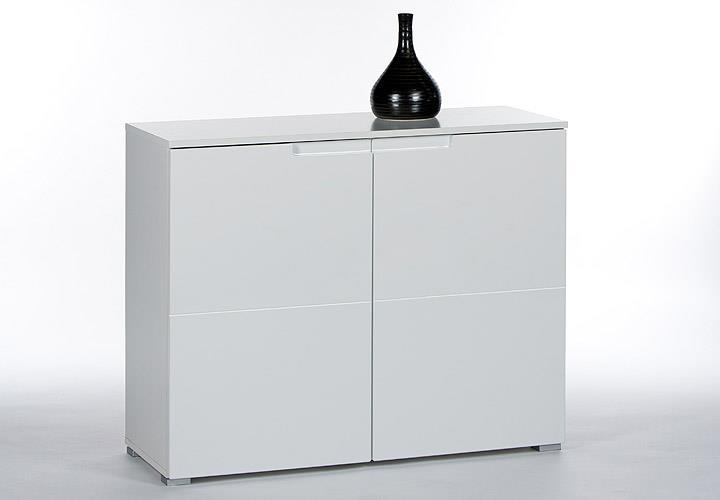 kommode spice 6 in hochglanz wei 100 cm breit anrichte sideboard fronten eur 99 95 picclick de. Black Bedroom Furniture Sets. Home Design Ideas