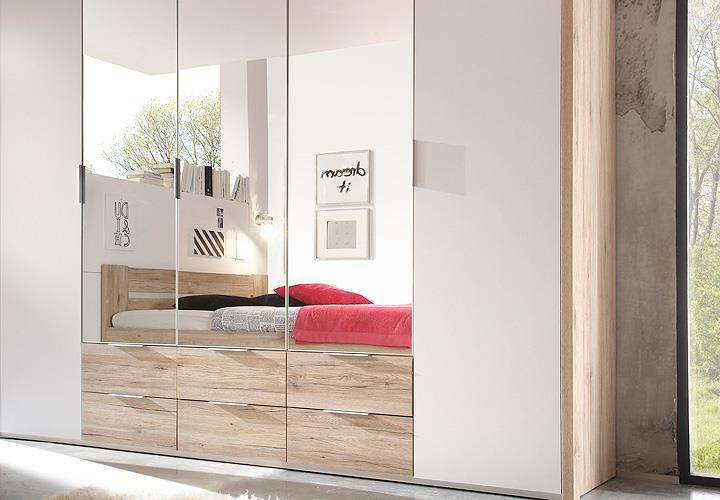 kleiderschrank connie schlafzimmerschrank schrank san remo und wei 230 cm. Black Bedroom Furniture Sets. Home Design Ideas