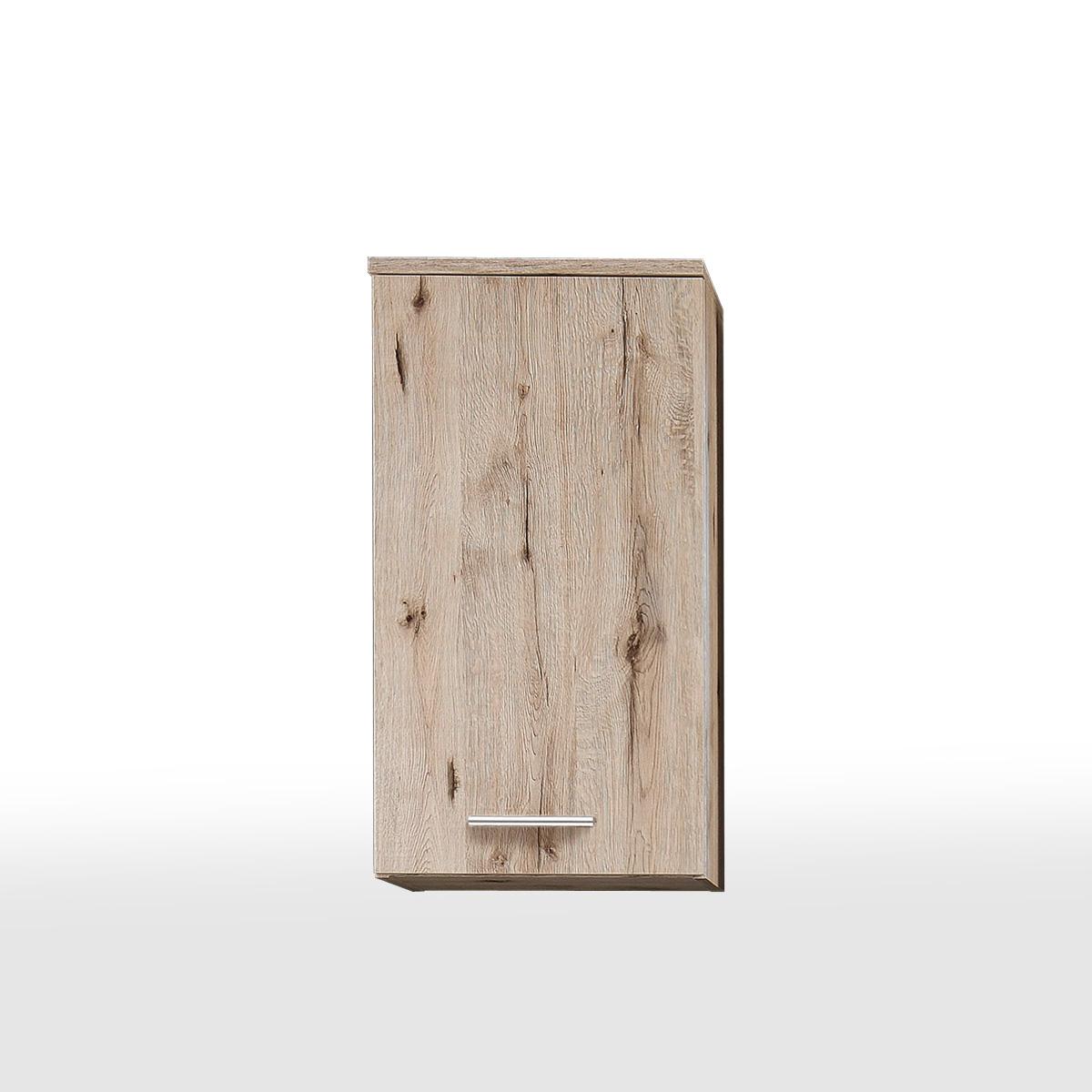 h ngeschrank lucas badezimmerschrank badschrank badm bel sandeiche ebay. Black Bedroom Furniture Sets. Home Design Ideas