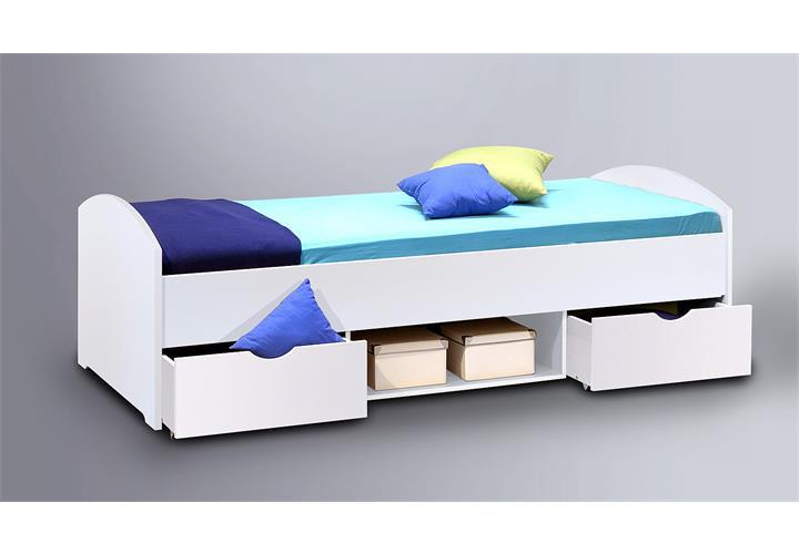 bett nemo jugendbett 90x200 cm mit schubk sten kinder und jugendzimmer eur 89 95 picclick de. Black Bedroom Furniture Sets. Home Design Ideas