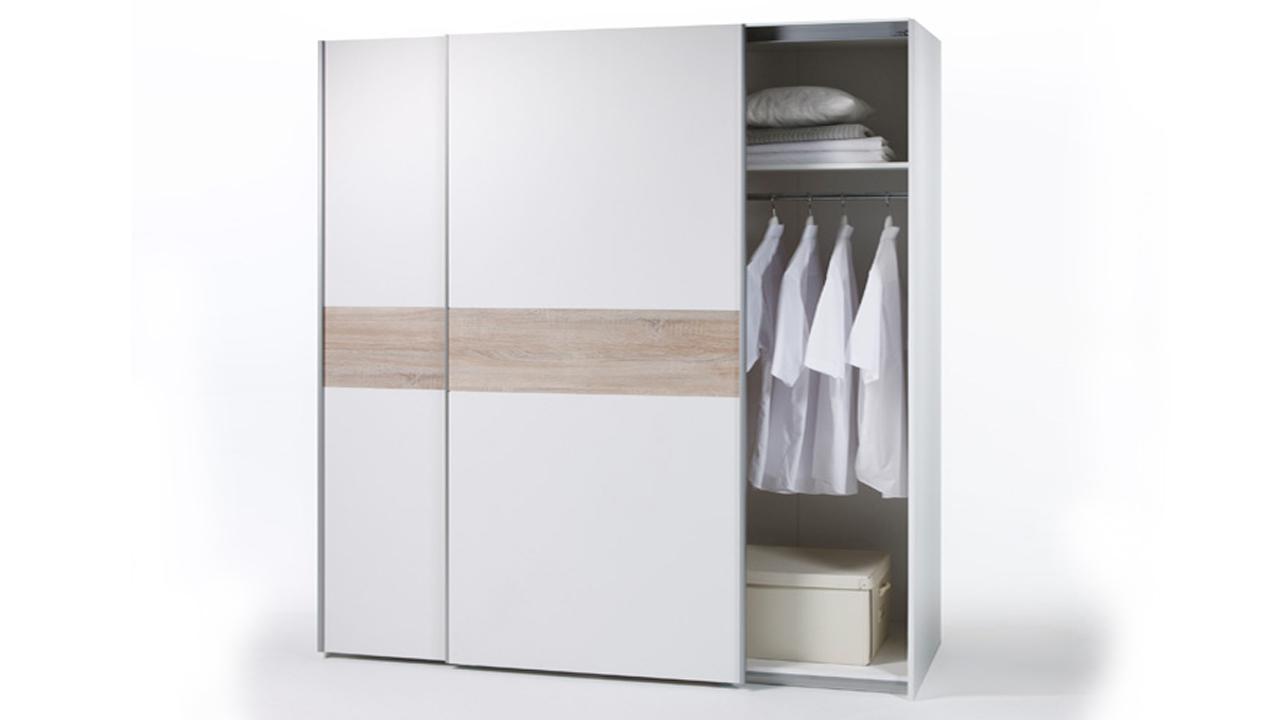 schlafzimmer vega kleiderschrank schwebet ren futonbett. Black Bedroom Furniture Sets. Home Design Ideas