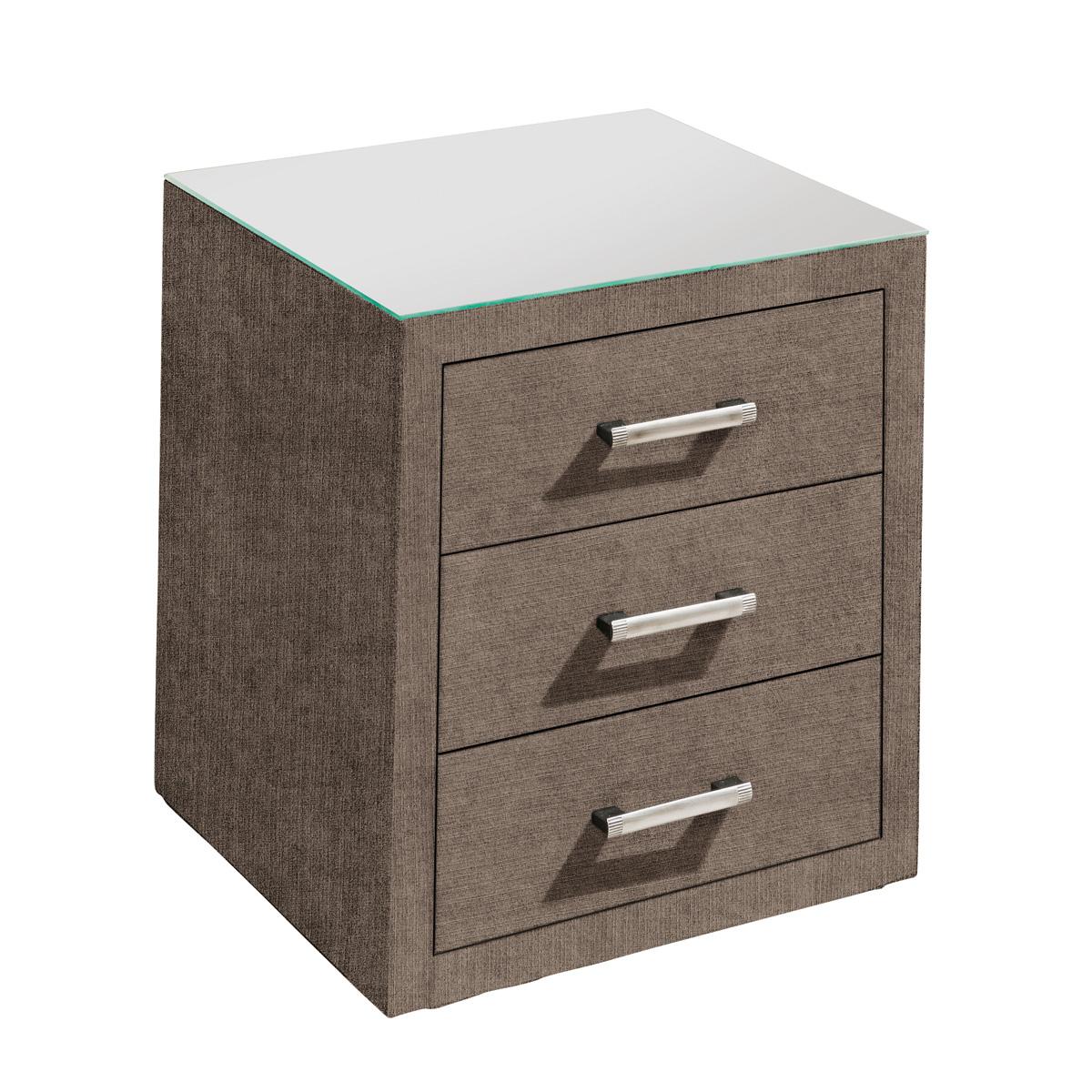 nachtkommode heaven nachtkonosole kommode nako konsole in grau anthrazit braun ebay. Black Bedroom Furniture Sets. Home Design Ideas