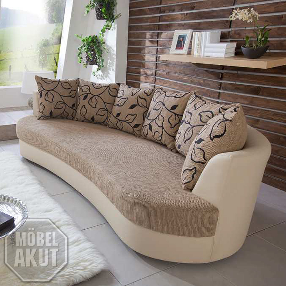 Emejing Wohnzimmercouch Braun Pictures - House Design Ideas ...