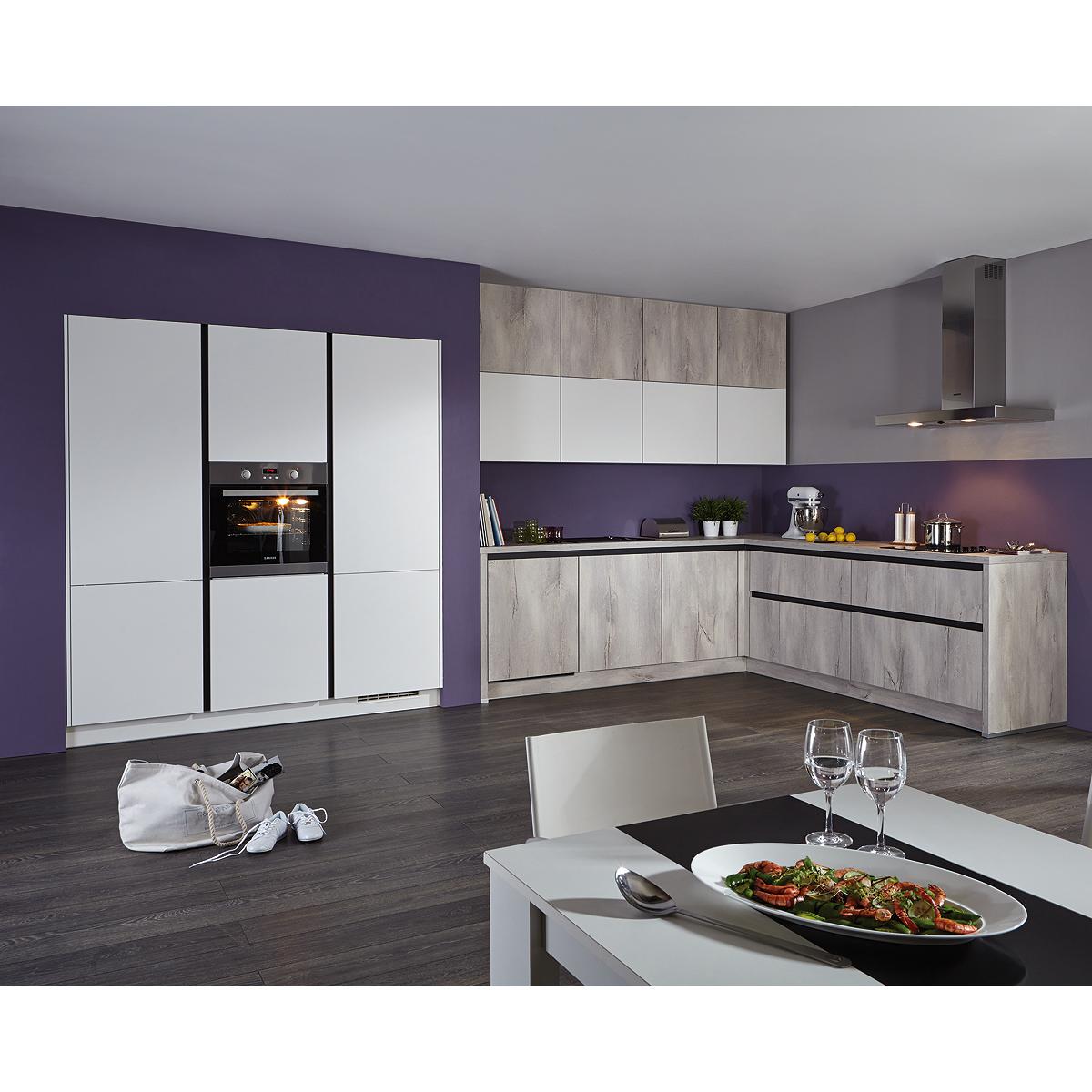 brigitte k che einbauk che l k che inklusive e ger te mit vielen farben 1503 ebay. Black Bedroom Furniture Sets. Home Design Ideas