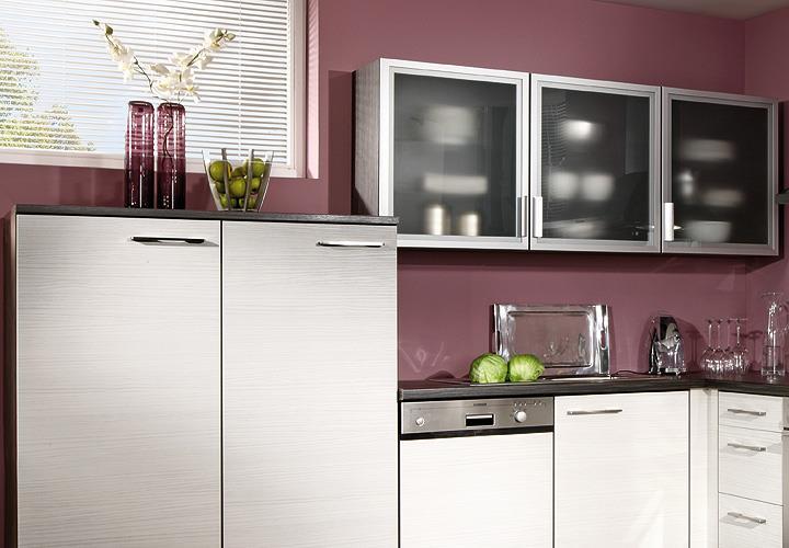 brigitte k che einbauk che k chenzeile inkl e ger te mit vielen farben 967 ebay. Black Bedroom Furniture Sets. Home Design Ideas