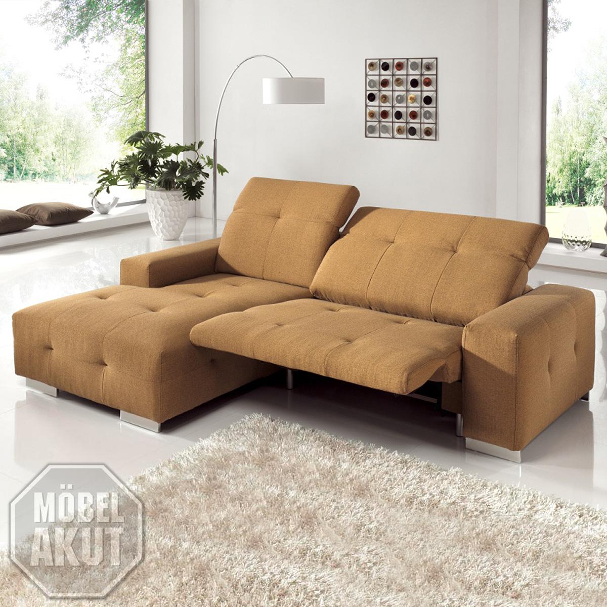 ecksofa francisco sofa orange mandarin elektrischer. Black Bedroom Furniture Sets. Home Design Ideas