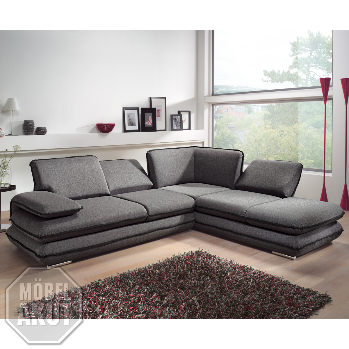 ecksofa leder relaxfunktion inspirierendes design f r wohnm bel. Black Bedroom Furniture Sets. Home Design Ideas