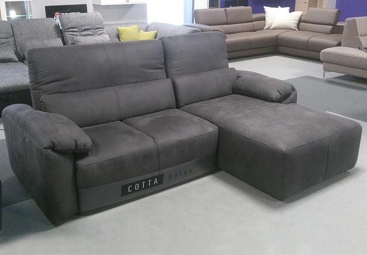 Ecksofa silverstone sofa dunkelgrau wahlweise mit for Couch dunkelgrau