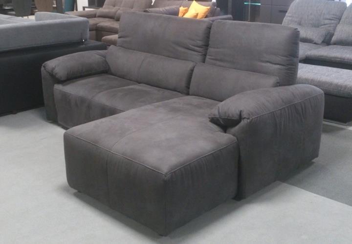 ecksofa silverstone sofa dunkelgrau wahlweise mit elektrischer loungefunktion ebay. Black Bedroom Furniture Sets. Home Design Ideas
