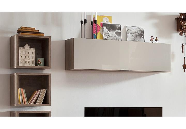 wohnwand cleo anbauwand wohnzimmer wohnkombi set sandglas wildeiche cs schmal ebay. Black Bedroom Furniture Sets. Home Design Ideas