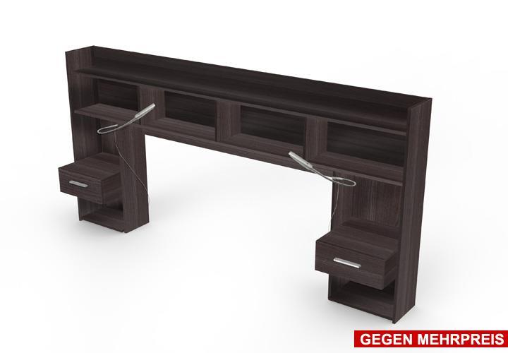 bett chicago jugendzimmerbett kinderbett vulcano eiche mit. Black Bedroom Furniture Sets. Home Design Ideas
