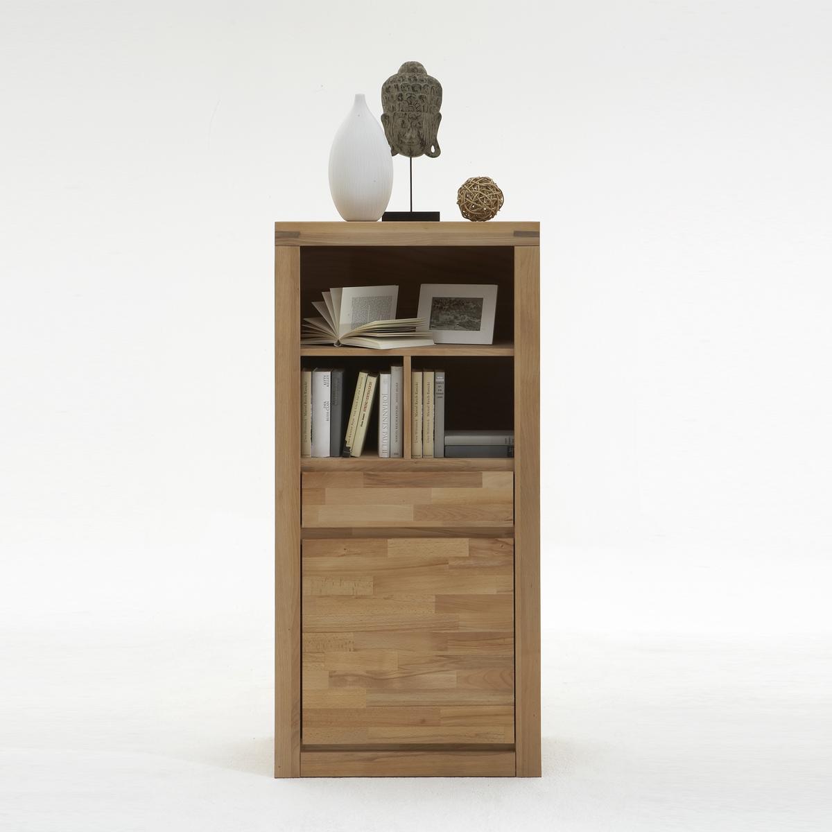 Regal klein delft 6206 wohnzimmer b cherregal kernbuche for Delft mobel buche