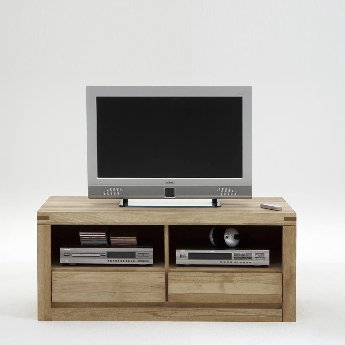 tv kommode delft 6212 wohnzimmer tv board in kernbuche massiv ge lt ebay. Black Bedroom Furniture Sets. Home Design Ideas