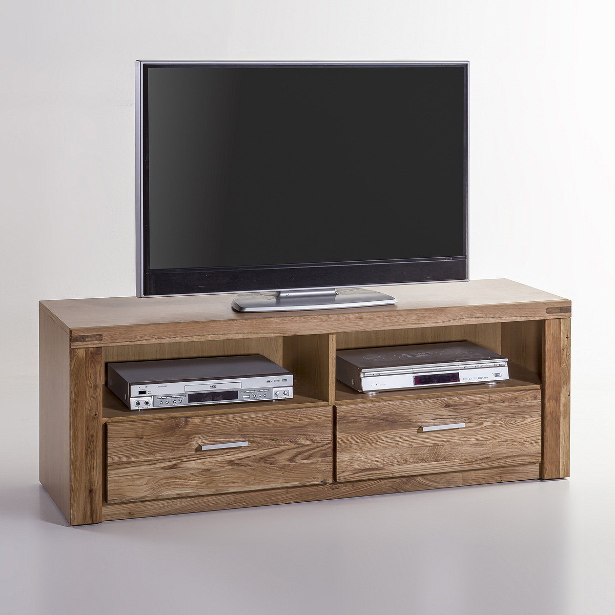 tv kommode tabea tv board lowboard in kernbuche oder. Black Bedroom Furniture Sets. Home Design Ideas
