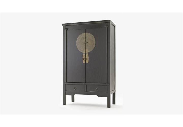 hochzeitsschrank asia asiatischer kleiderschrank kommode dielenschrank 175 cm ebay. Black Bedroom Furniture Sets. Home Design Ideas