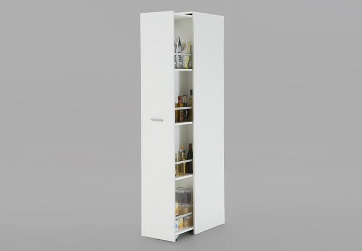 apothekerschrank ronda 1 schrank in wei ebay. Black Bedroom Furniture Sets. Home Design Ideas