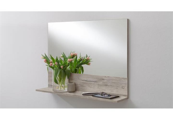 Garderobenspiegel shanghai up wandspiegel spiegel mit - Flurspiegel mit ablage ...