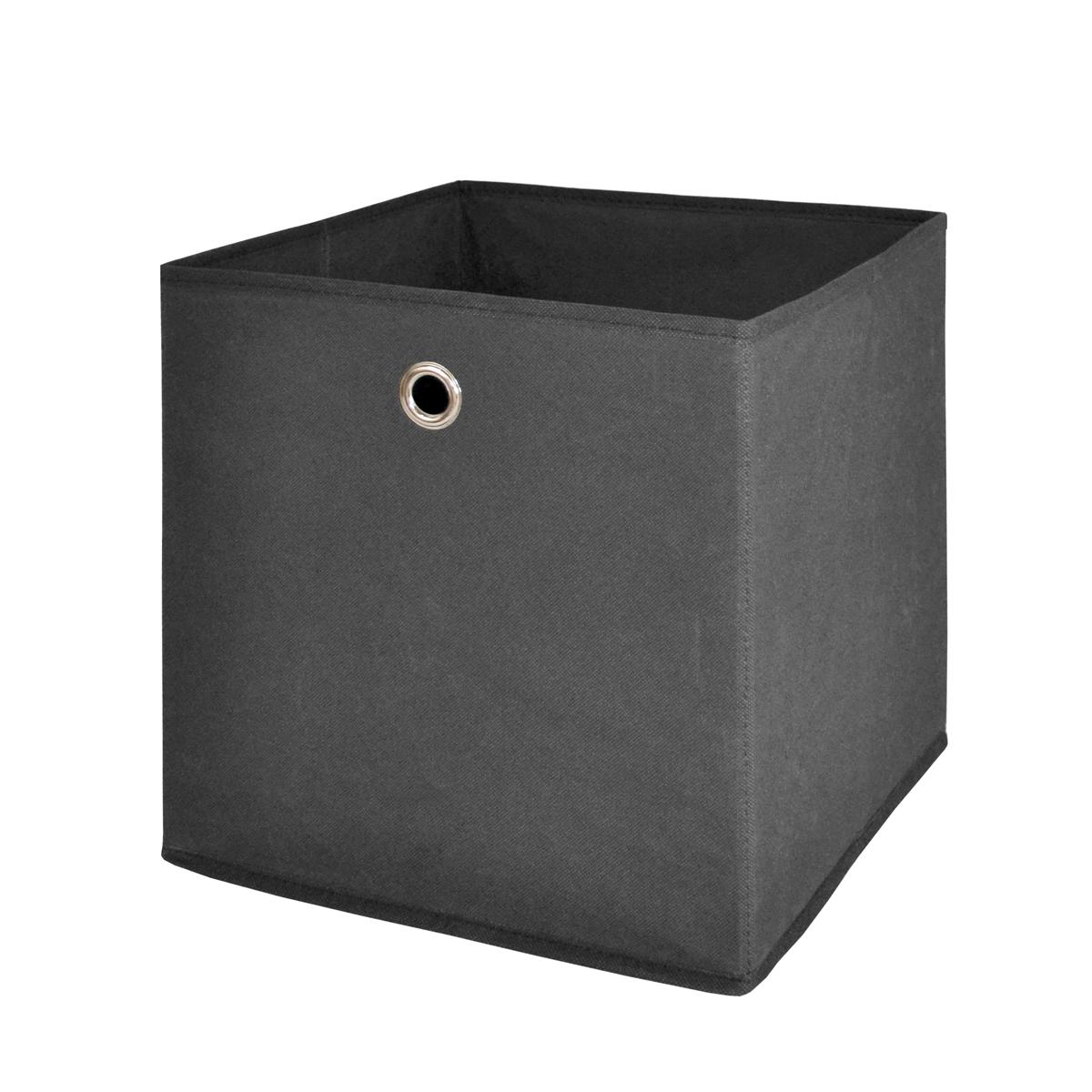 faltbox flori 1 korb regal aufbewahrungsbox in modischen farben f r raumteiler ebay. Black Bedroom Furniture Sets. Home Design Ideas