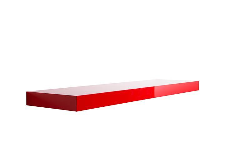 wandboard tuna lack wandregal h ngeboard in rot hochglanz. Black Bedroom Furniture Sets. Home Design Ideas