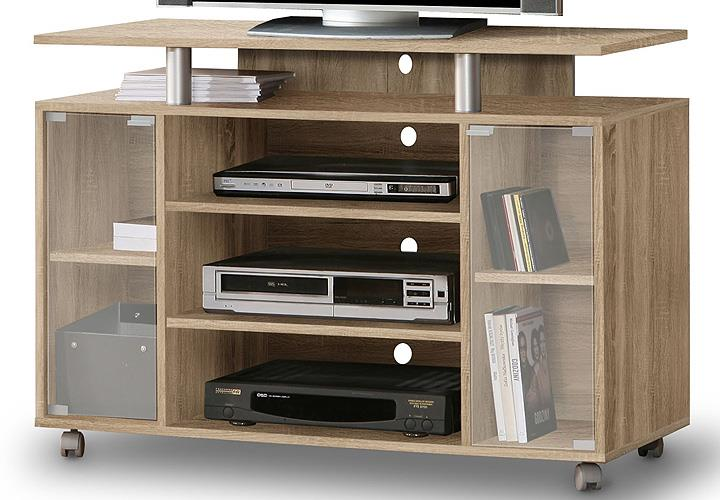 tv schrank rtv rack tv board fernsehschrank in sonoma. Black Bedroom Furniture Sets. Home Design Ideas