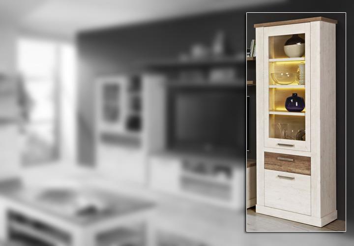 Couchtisch duro beistelltisch tisch wohnzimmertisch pinie for Wohnzimmertisch pinie