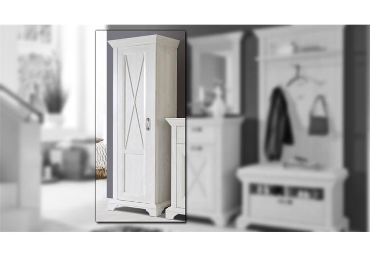 garderobenschrank kashmir kleiderschrank schrank garderobe. Black Bedroom Furniture Sets. Home Design Ideas