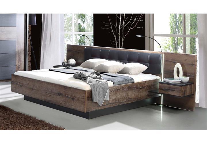 schlafzimmer bellevue bett 180x200 nachttische schwebet renschrank sideboard ebay. Black Bedroom Furniture Sets. Home Design Ideas