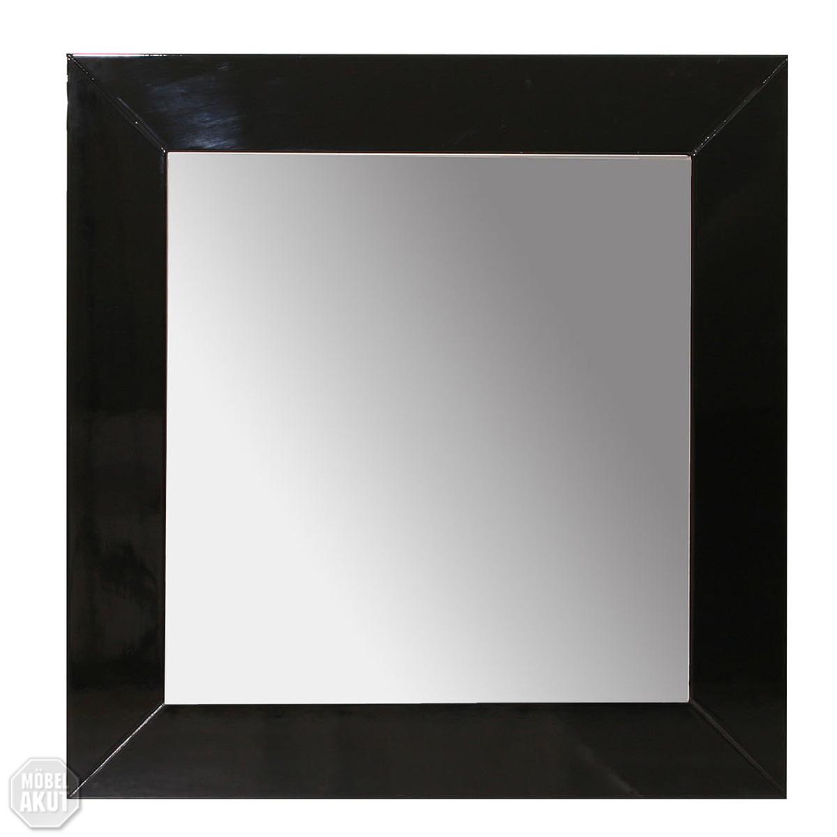 wandspiegel bari spiegel hochglanz schwarz lackiert ebay. Black Bedroom Furniture Sets. Home Design Ideas