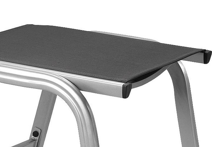 hocker basic plus von kettler gartenm bel aluminium und. Black Bedroom Furniture Sets. Home Design Ideas
