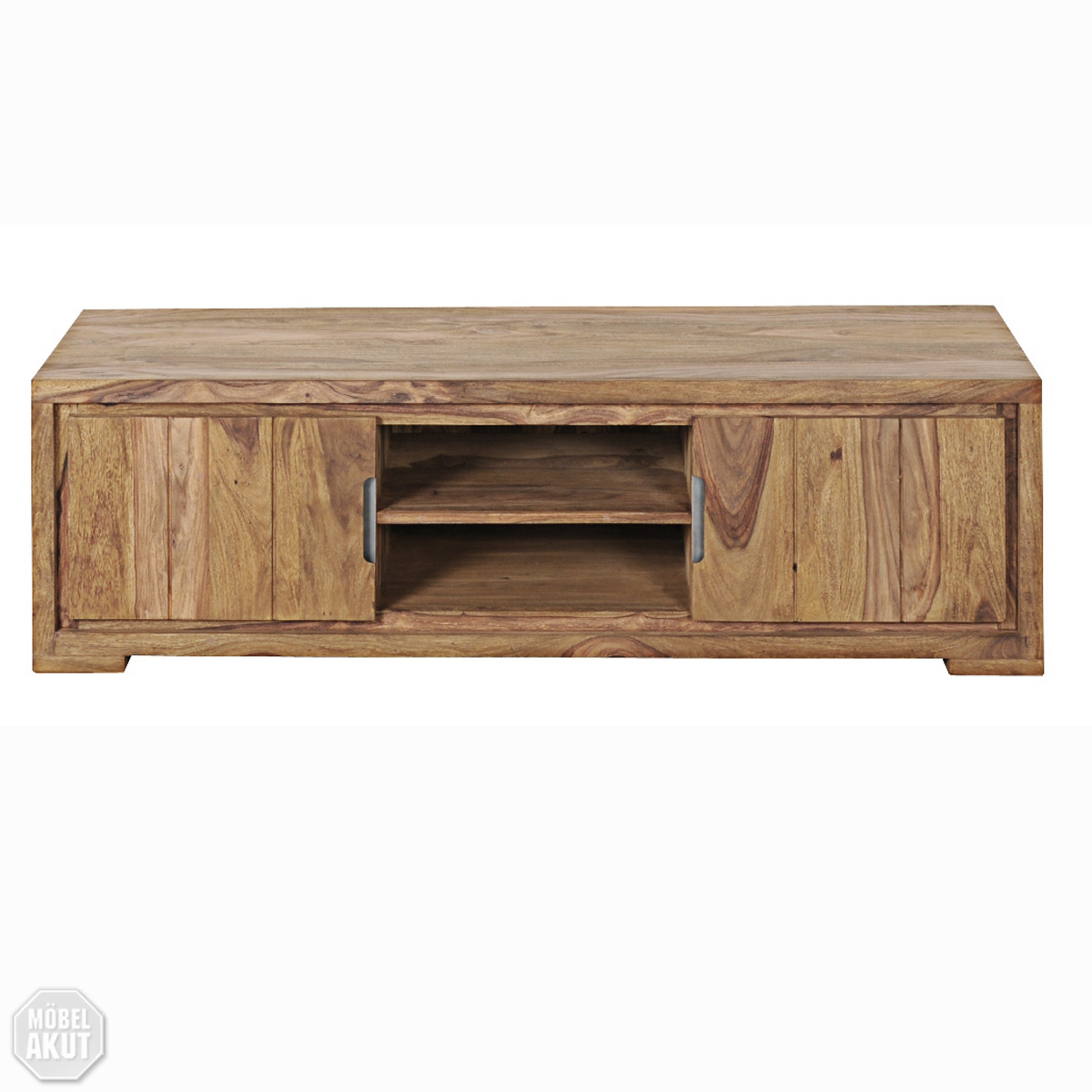 tv board conga lowboard kommode in sheesham massiv ge lt neu ebay. Black Bedroom Furniture Sets. Home Design Ideas