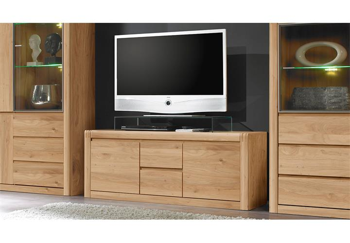 tv board pontos lowboard unterschrank fernsehschrank eiche. Black Bedroom Furniture Sets. Home Design Ideas