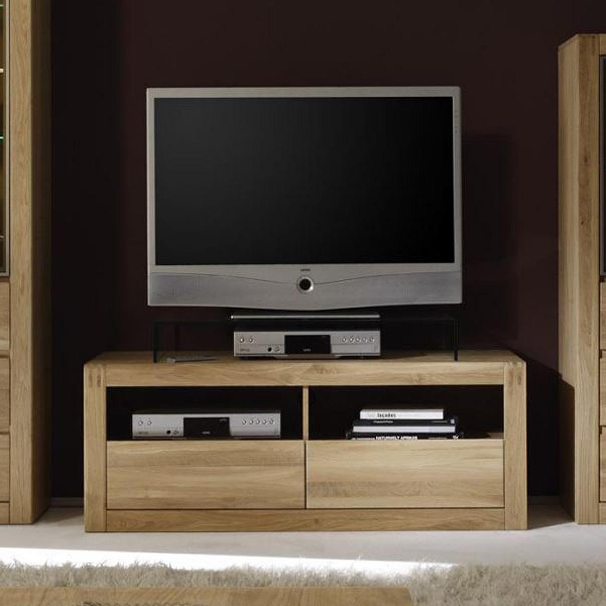 Tv board pontos lowboard unterschrank fernsehschrank eiche bianco ...