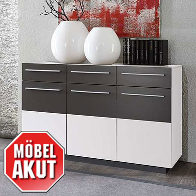 tv kommode anrichte highboard sideboard vertiko boston. Black Bedroom Furniture Sets. Home Design Ideas