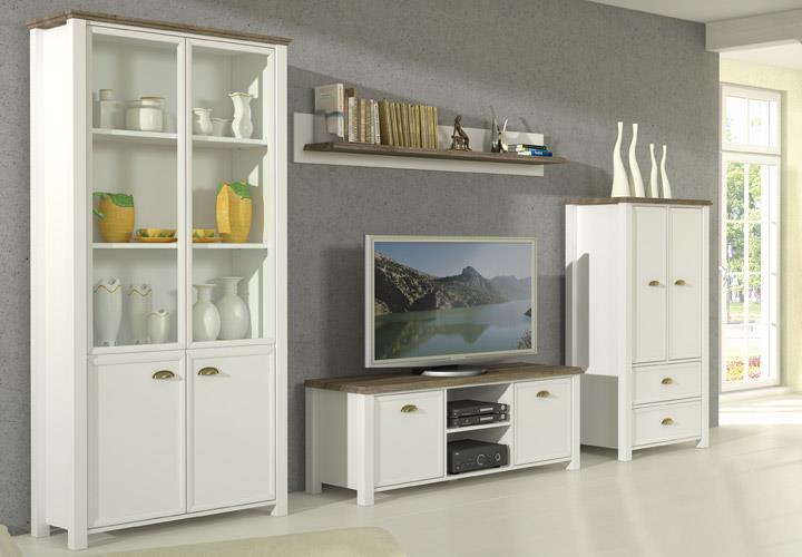 ikea wohnwand eiche raum und m beldesign inspiration. Black Bedroom Furniture Sets. Home Design Ideas