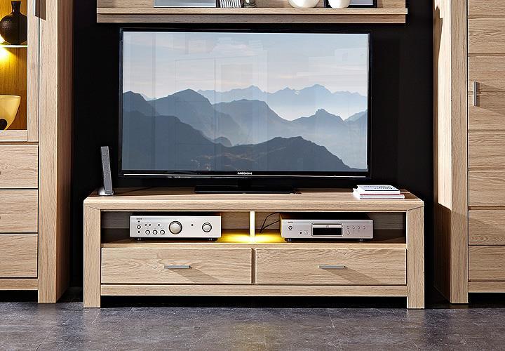 tv board l ttich 1 lowboard unterschrank fernsehschrank. Black Bedroom Furniture Sets. Home Design Ideas