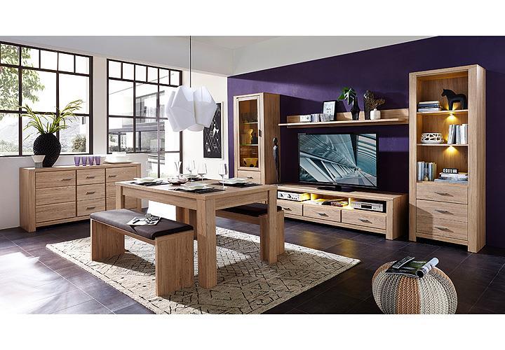 tischgruppe l ttich tisch ausziehbar sitzbank inkl. Black Bedroom Furniture Sets. Home Design Ideas