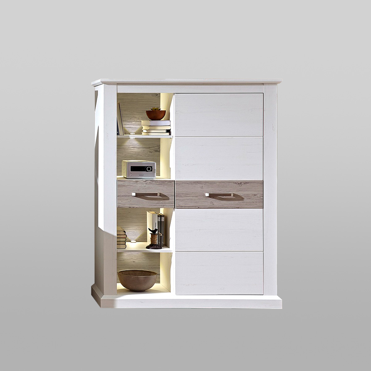 wohnzimmer beleuchtung modern. Black Bedroom Furniture Sets. Home Design Ideas
