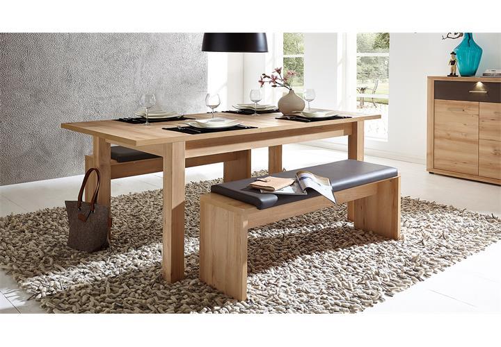 Esstisch banko tisch esszimmertisch k chentisch for Esstisch 120x70 ausziehbar
