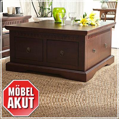 truhe alora beistelltisch couchtisch in pinie massiv kolonial ebay. Black Bedroom Furniture Sets. Home Design Ideas