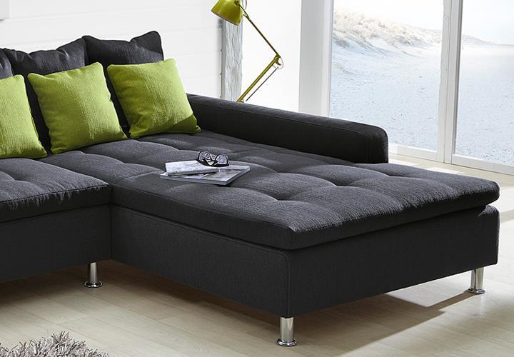 sofa mit ottomane und finest stoff couch monza l form ecksofa mit ottomane und regarding. Black Bedroom Furniture Sets. Home Design Ideas