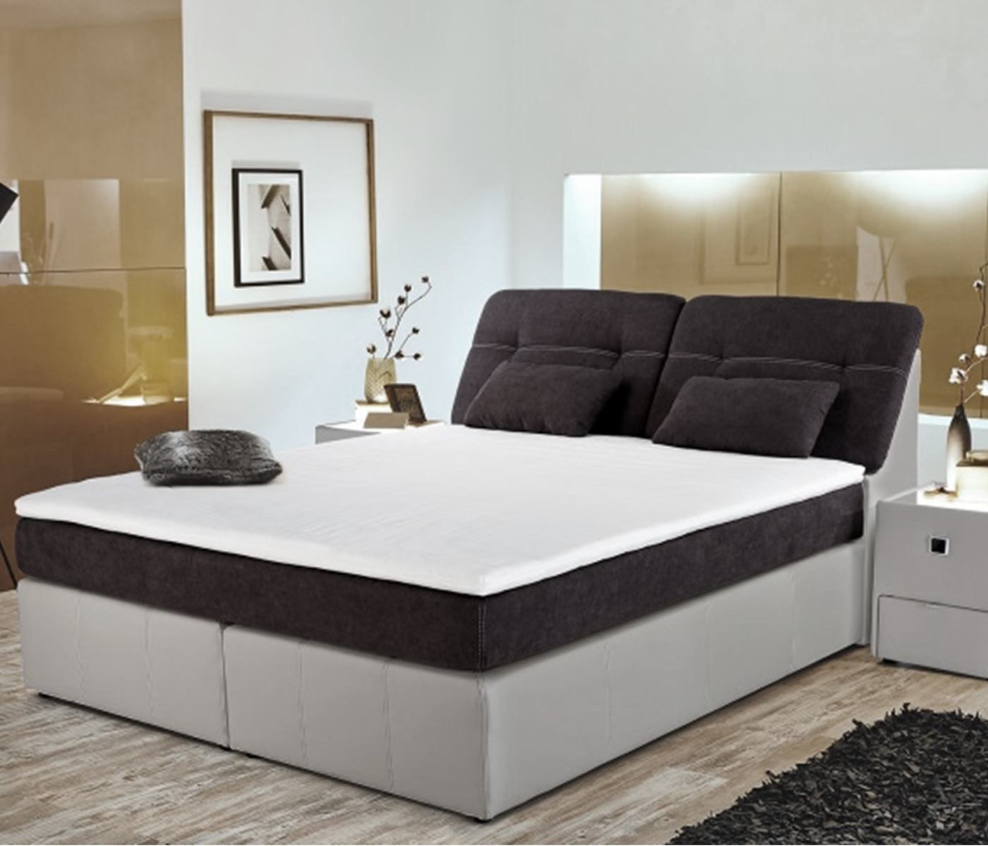 Funvit.com : Kleines Schlafzimmer In Weiss