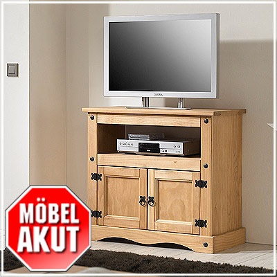 tv kommode rio tv tisch in kiefer massiv gewachst ebay. Black Bedroom Furniture Sets. Home Design Ideas