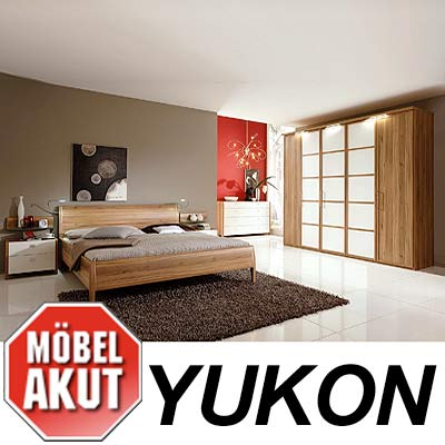 schlafzimmer set yukon loddenkemper h lsta tochter ebay. Black Bedroom Furniture Sets. Home Design Ideas
