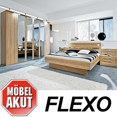 schlafzimmer set flexo loddenkemper h lsta tochter ebay. Black Bedroom Furniture Sets. Home Design Ideas