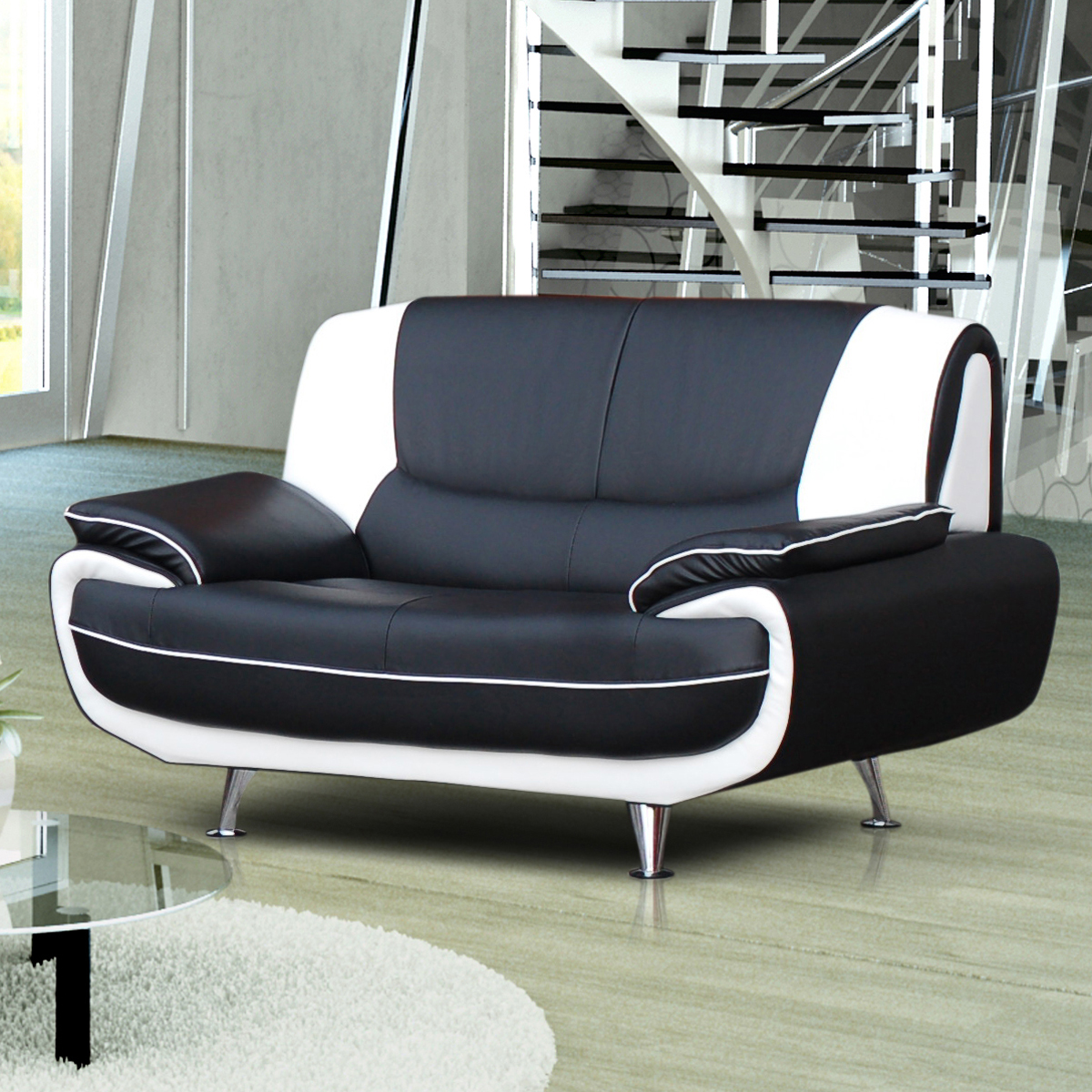 sofa couch ecksofa palermo wohnzimmer designer eckcouch. Black Bedroom Furniture Sets. Home Design Ideas
