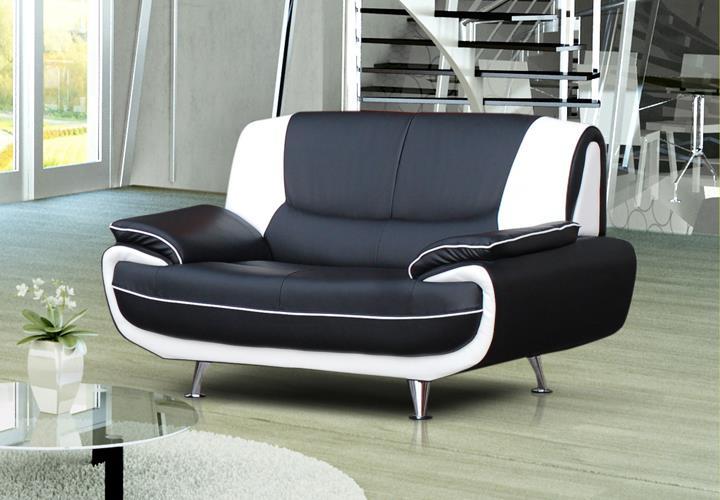 Sofa Couch Ecksofa Palermo Wohnzimmer Designer Eckcouch schwarz ...