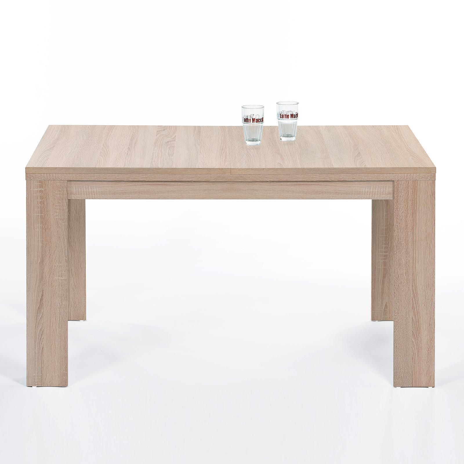 esstisch foxy esszimmertisch tisch ausziehbar 140 200x80. Black Bedroom Furniture Sets. Home Design Ideas
